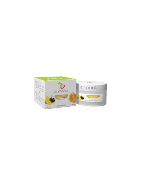 CREMA JALEA REAL HIDRATANTE NUTRITIVA 50 ml ARMONIA