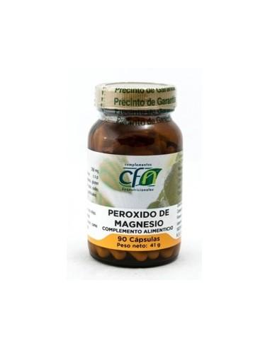 PERÓXIDO DE MAGNESIO CFN 90 cápsulas