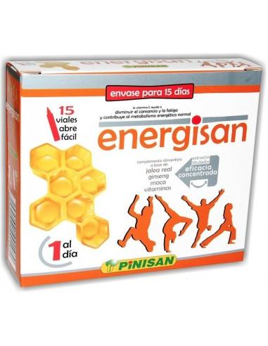 ENERGISAN PINISAN 15 viales abre fácil
