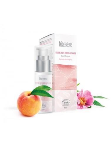 Crema de día antiaging Biogenera Rosa Mosqueta 40ml Herbolarios Natura