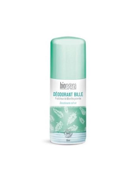 Desodorante roll-on ecológico Bioregena 50 ml Herbolarios Natura