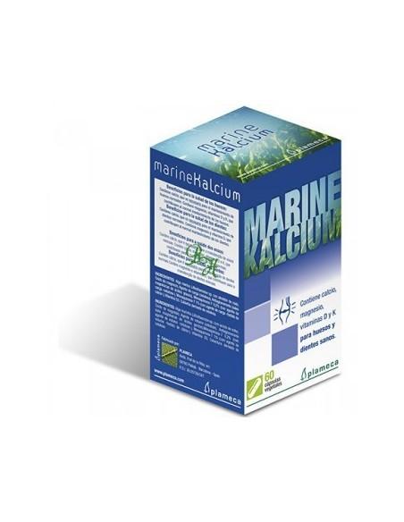MARINE KALCIUM PLAMECA 60 Cápsulas