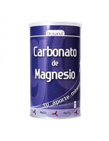 CARBONATO DE MAGNESIO EN POLVO DRASANVI 200 gr. HERBOLARIOS NATURA