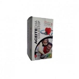 COLESTOP ACEITE CHIA OMEGA 3 CFN 60 cápsulas