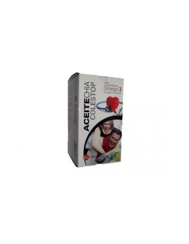 colestop omega 3 aceite de chia herbolarios natura