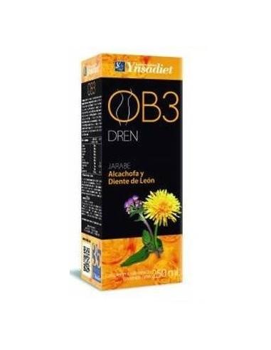 OB3 JARABE YNSADIET 250 ml.