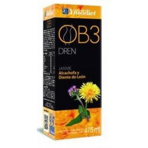 OB3 JARABE YNSADIET 475 ml.