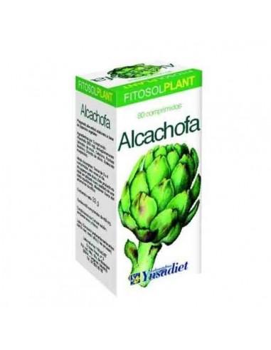 ALCACHOFA FITOSOL PLANT YNSADIET 80 comprimidos Herbolarios Natura