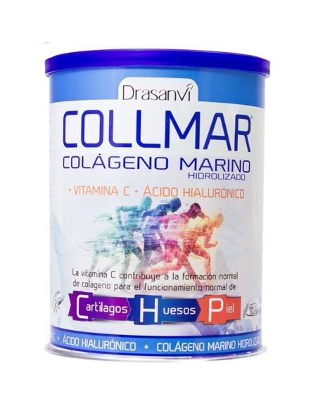 COLLMAR COLÁGENO MARINO HIDROLIZADO DRASANVI 275g.