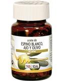 Aceite de espino blanco ajo y olivo ~ Tongil ~ 60 perlas