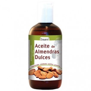 ACEITE DE ALMENDRAS DULCES DRASANVI 1 litro Herbolarios Natura
