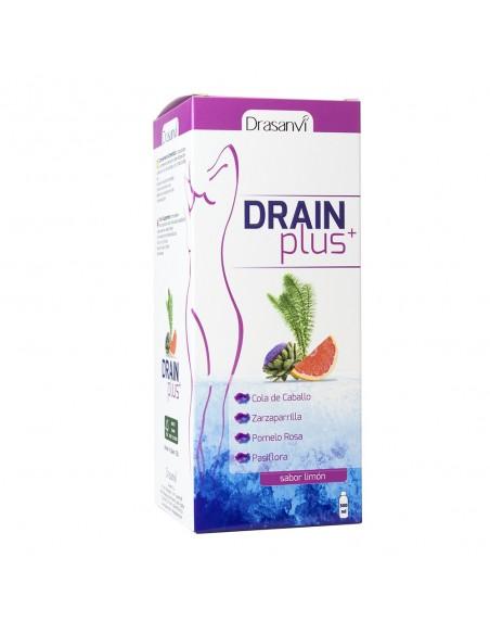 Drain plus ~ sabor limón Drasanvi ~ 500 ml. herbolarios Natura
