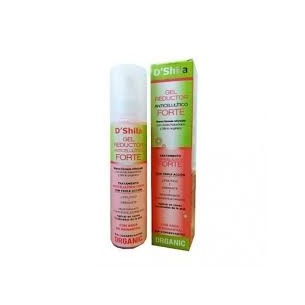 GEL REDUCTOR ANTICELULÍTICO FORTE D`SHILA 30 ml.