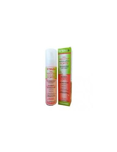 GEL REDUCTOR ANTICELULÍTICO FORTE D`SHILA 30 ml. HerbolariosNatura