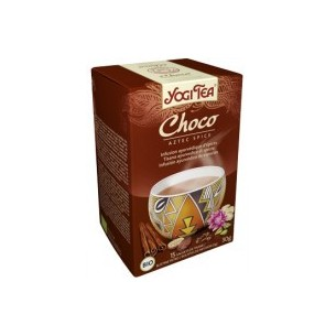 YOGI TEA CHOCOLATE INFUSION 15 bolsas BIO