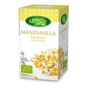 MANZANILLA ARTEMIS INFUSION 20 filtros BIO