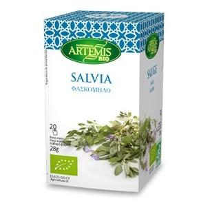 SALVIA INFUSION  ARTEMIS 20 bolsitas