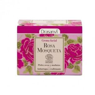 ROSA MOSQUETA CREMA FACIAL DRASANVI 50 ml.
