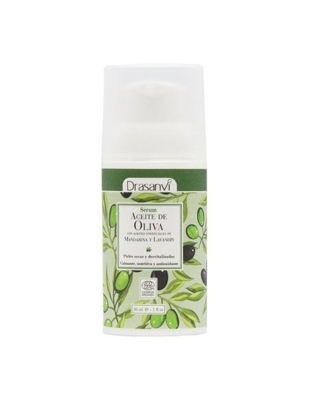 Serum facial de Aceite de Oliva BIO Drasanvi 30ml herbolarios natura