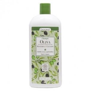 CHAMPÚ ACEITE OLIVA ECOCERT BIO DRASANVI 250 ml. Herbolariosnatura
