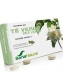 TE VERDE SORIA NATURAL 60 comprimidos
