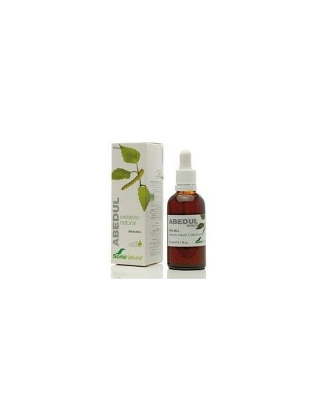 EXTRACTO DE ABEDUL SORIA NATURAL 50 ml.