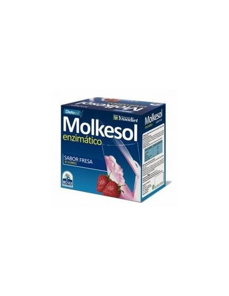 MOLKESOL FRESA 30 sobres YNSADIET