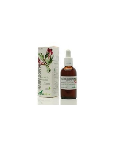 EXTRACTO DE HARPAGOFITO SORIA NATURAL 50ml.