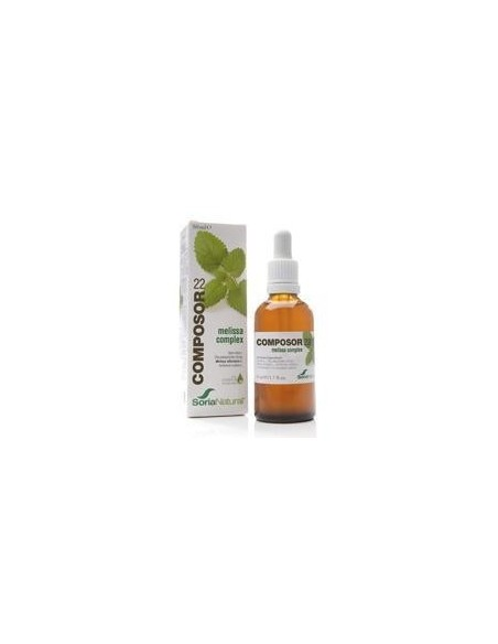 COMPOSOR 22 MELISSA COMPLEX 50 ml. SORIA NATURAL
