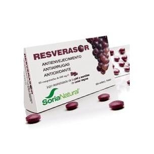 RESVERASOR COMPRIMIDOS SORIA NATURAL 60 comprimidos