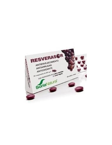 RESVERASOR SORIA NATURAL 60 Comprimidos