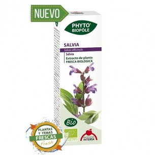 SALVIA PHYTO BIOPOLE INTERSA 50 ml.