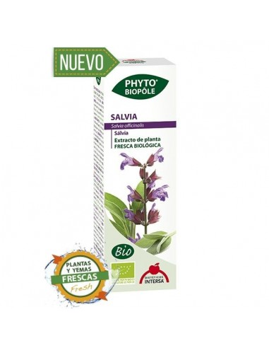 SALVIA PHYTO BIOPOLE INTERSA 50 ml.