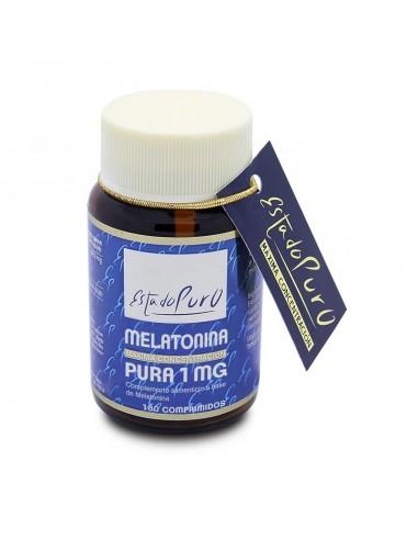 MELATONINA ESTADO PURO TONGIL180 Comprimidos HERBOLARIOS NATURA
