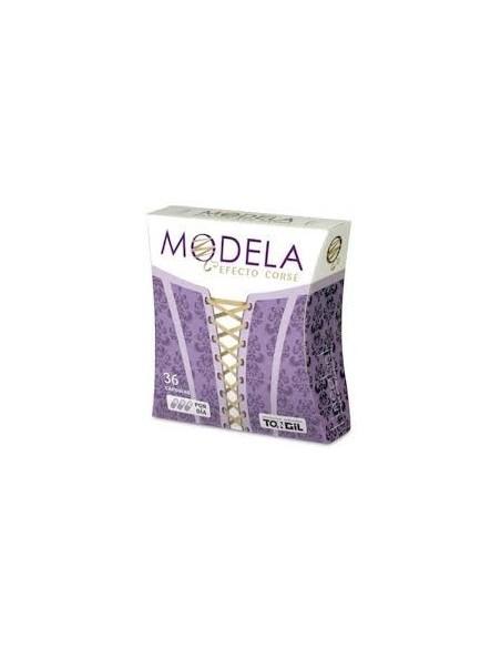 MODELA CORSE TONGIL 36 cápsulas