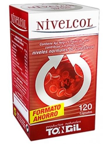 NIVELCOL TONGIL FORMATO AHORRO 120 CAPS