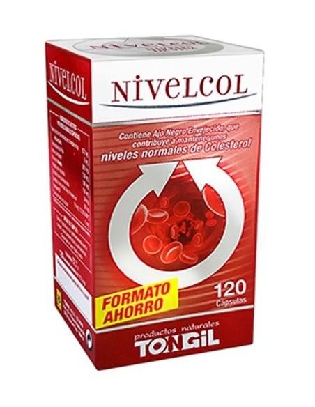 NIVELCOL FORMATO AHORRO TONGIL 120 Capsulas