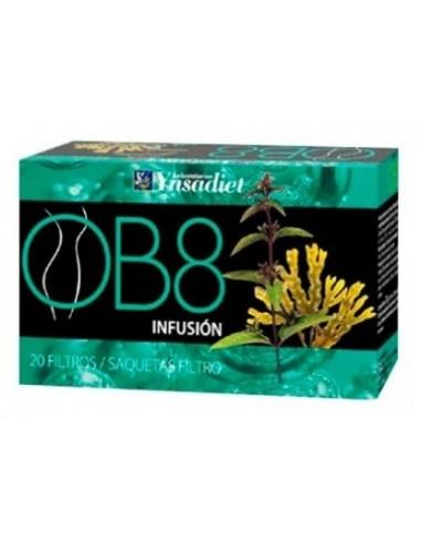 OB8 ~ YNSADIET, 20 Filtros. HERBOLARIOS NATURA