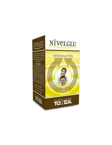NIVELGLU ~ TONGIL 60 Capsulas HERBOLARIOS NATURA REDUCE GLUCEMIA