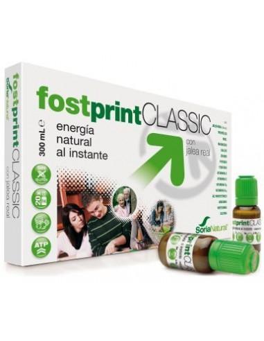 FOST PRINT CLASSIC SORIA NATURAL 20 viales HERBOLARIOS NATURA