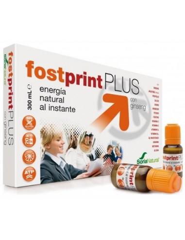 FOST PRINT PLUS SORIA NATURAL 20 viales