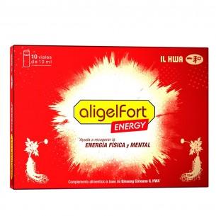 AligelFort ~ Energy Tongil 10 Viales Revitalizante