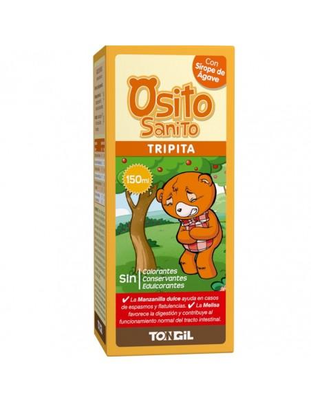 OSITO SANITO ~ TRIPITA TONGIL 150 ml. Elimina dolor de barriga