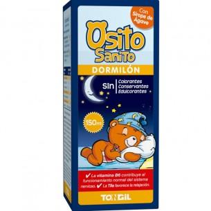 OSITO SANITO ~ DORMILÓN TONGIL 150 ml. HERBOLARIOS NATURA