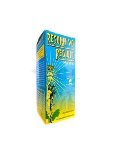RESOLUTIVO REGIUM PLAMECA 600 ml. HERBOLARIOS NATURA
