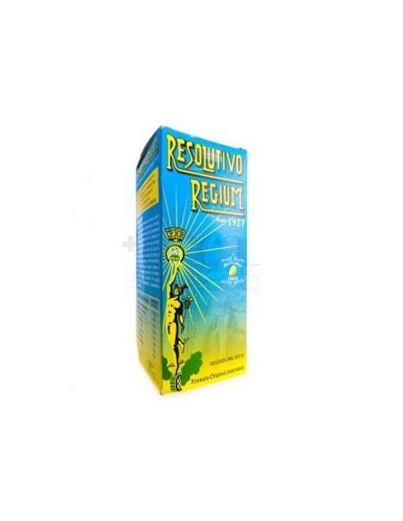 RESOLUTIVO REGIUM ROMPEPIEDRA, PLAMECA 600 ml.