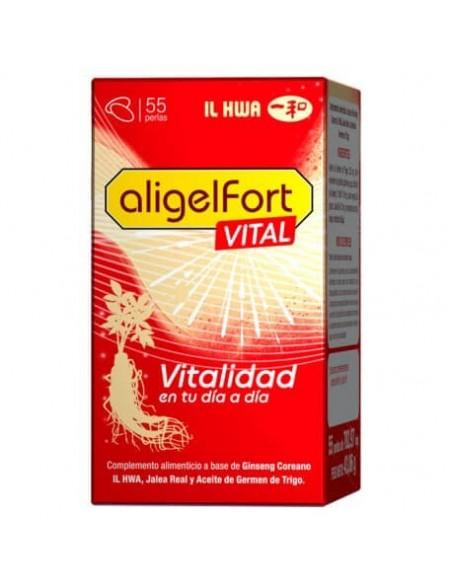 Aligel ~ Fort ~ Vital  Tongil Revitalizante
