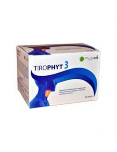 TIROPHYT 3 30 STICKS PHYTOVIT HERBOLARIOS NATURA