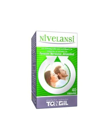 Nivelansi ~ Tongil ~ Antidepresivo Herbolarios natura