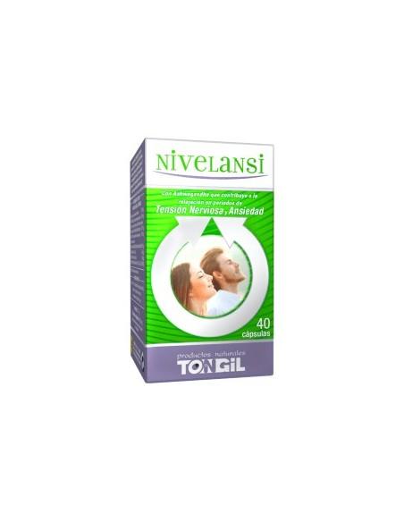NIVELANSI TONGIL 40 cápsulas